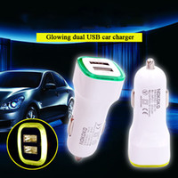 ZZYD LED Dual Usb Car Charger Vehicle Portable Power Adapter...