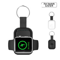 kabelloses Ladegerät für 38 42 40 44mm Apple Watch-Ladegerät Apple Watch Serie 1 2 3 4 Wireless Charging Apple Watch Power Bank