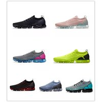 2018 Running Shoes Women and men high quality Sneakers white...