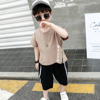 Boys Clothes 10 Years Children Summer Boys Clothes Cartoon K...