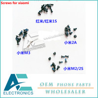مجموعة كاملة مسامير ل xiaomi mi 1 ثانية mi 2a mi 2 ثانية m3 mi3 mi4 mi5 mi6 mi8 m8 m8 redmi hongmi ملاحظة note2 ملاحظة