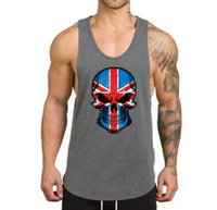 2019 Brand Clothing Gyms tank top men Fitness Sleeveless Shi...