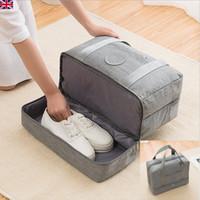 39 * 30 * 18 cm Chaussures de voyage Sacs Unisexe imperméable Séparation humide / sec