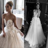 Por encargo vestidos de novia cariño encaje apliques perlas vestido de bola cremallera tren largo vestidos de novia africanos