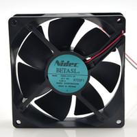 NUDEC 12V 0,20A D09A-12TU 03 Coolingfan 9cm 9025 90 * 90 * 25mm dla Foxconn Falling Fall 2wires
