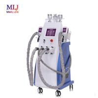 equipos criolipólisis máquina de cavitación pérdida de peso multi funcional para la cara o el cuerpo a casa y salón de belleza