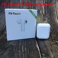 F9 TWS touch Wireless Earphone Portable Bluetooth Headset In...