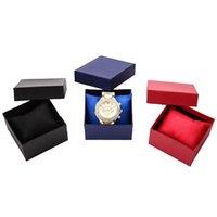 quelques gros OEM personnalisé à bas prix hommes et des femmes de papier carré de luxe carton Ecrin d'emballage pour le cadeau