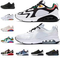 2021 En Kaliteli Yastık 200 OG Ultra Erkek Koşu Ayakkabı Undededed 200s Bordeaux Çöl Kum Spor Sneakers Kadın Eğitmenler Boyutu 7-11