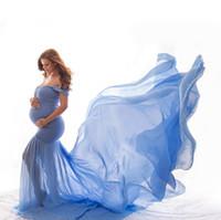 Беременное платье 17 цветов материнства фотография реквизит для съемки фото беременность одежда женщины с плеча полукруг одежда M1781