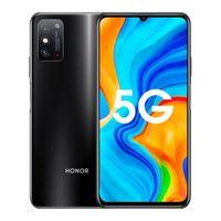 "Original Huawei Honor X10 Max 5G Mobile Phone 6GB RAM 128GB ROM MTK 800 Octa Núcleo Android 7,09"" Phone 48.0MP AI NFC face ID Fingerprint celular"