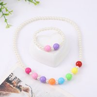 South Korea' s new children' s baby necklace bracele...
