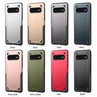 Armor Case Dual Layer TPU Rugged PC Case For Samsung Galaxy ...