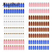 Kesoto MagiDeal Lot 20pcs 30ml Plastikverfassungsprobenbehälter Cremefarben Kleine leere Flasche Squeeze Rohre für Reisen