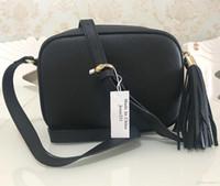 높은 품질 여성 지갑 핸드백 핸드백 가방 크로스 바디 소호 가방 디스코 어깨 가방 드리 워진 가방 지갑