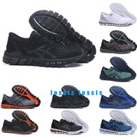 Gel 360 SHIFT Stability Quantum Running Shoes T728N black wh...