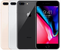 "Original Desbloqueado Apple iPhone 8 Plus Hexa Núcleo iOS 3 GB RAM 64 GB / 256 GB ROM 5.5 ""12MP 1080 P Wifi Impressão Digital 4G LTE remodelado Telefone Móvel"