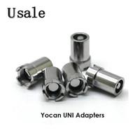 Yocan Uni Yocan Handy Rega Uni S 510 Manyetik Adaptörü Için Manyetik Yüzükler Bağlayıcı Uni Kutusu Handy Mod 100% Orriginal
