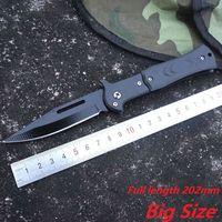 Faca de bolso da sobrevivência de caça dobrável faca tática 440C lâmina de aço inoxidável lâmina ao ar livre caminhadas camping facas edc multi ferramenta