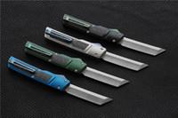 Alta qualità VESPA Ripper pieghevole coltello lama: M390 (Satin) Maniglia: 7075Aluminum + CF, la sopravvivenza di campeggio esterna coltelli strumenti EDC