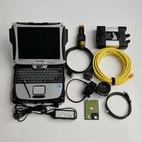 V06.2021 pour BMW ICOM Outil de programmation de diagnostic automatique Next A2 avec ordinateur portable CF19 Toughbook
