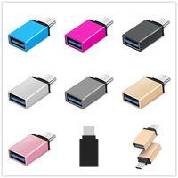 النوع C OTG محول ذكر إلى USB 3.0 أنثى محول محول للهواتف الذكية سامسونج