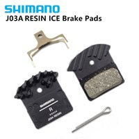 2019 SHIMANO NEW J03A ICE- TECH Resin Cooling Fin Disc Brake ...
