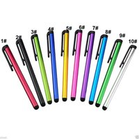 Capacitive Stylus Pen Touch Screen Pens For ipad Phone iPhon...