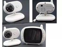 SP850 moniteur de vision nocturne de dispositif de soins de bébé de 3,5 pouces dispositif de soins de bébé moniteur de bébé explosion transfrontalière