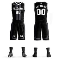 Custom New basketball Jersey Sets Wholesale customize Any nu...