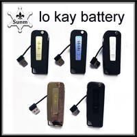 lo Key Battery Vape Cartridges 350mah preheating setting Vol...