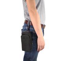 For HTC One U11 Universal Waist Pouch Shoulder Mobile Phone ...