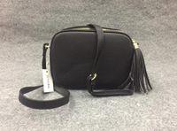 Nyaste Style Mest populära Soho Bag Disco Fringed Bag handväskor Kvinnor Väskor Designer Feminina Small Bag Wallet 21cm
