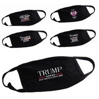 Trump Cotton Face Masks Black Cycling Anti - Dust Woman Men U...