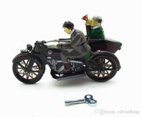 Cartoon Winding- upTin Mototcycle, Iron Tricycle, Creative No...