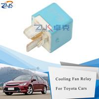 Relais ZUK antibuée pour Toyota Dégivreur Corolla Camry Solara Matrice Venza Highlander kluger Sienna Rav4 Tacama OE # 90080-87025