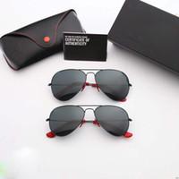 3026 زوج مع حالة الجودة جديد التوربينات BRAND RAY4440 النظارات الشمسية أزياء الشاطئ في الهواء الطلق الرياضة النظارات الشمسية FREE SHIPPING