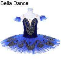 Сцена носить синий балет для взрослых балет для детей дети девушки профессиональные женщины балерина танцевальные костюмы JY008A