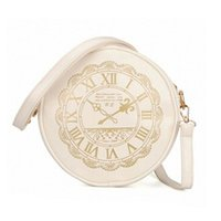 Ladies Watch New Watch PU Leather Cute Kawaii Handbags Borse a tracolla Borsa a tracolla bianca
