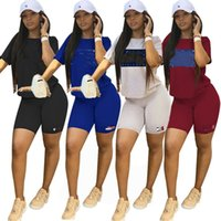 Women brand 2 piece set sexy club plus size summer clothing ...
