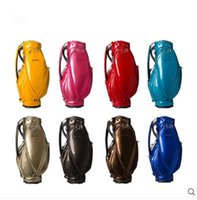 the Newest mirror Brand golf bag solid color men women 8 col...