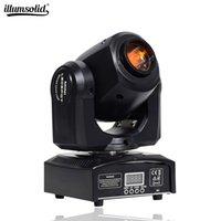 Mini Spot 30W LED Spot Moving Head Licht / DJ-Controller LED Gobo-Lichtstrahl-LED-Leuchten Bühnenbeleuchtung für DMX512-Party-Licht