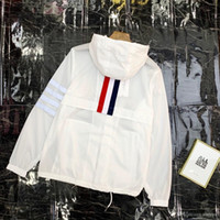 19ss Paris tom Hooded Backstage Jacket Casual jumper lovers ...