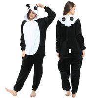 Los animales nuevos pijamas / onesie / pijamas // mono / traje / cosplay / puntada / panda / cat / lobo / animales de la jirafa traje oneisie cosplay para la venta