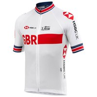 사이클링 저지 2020 프로 팀 GB 자전거 의류 여름 통기성 MTB 저지 로파 Ciclismo