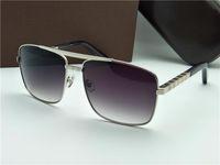 للجنسين أعلى qualtiy الأزياء الفاخرة الطيار نظارات للرجل امرأة نظارات مصمم العلامة التجارية نظارات الشمس oculos دي سول مع مربع