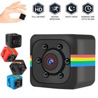 SQ11 Mini Camera Full HD 1080P Sports Cameras Night Vision Car DV DVR Easy To Install Home Protection Cams Dropshipping
