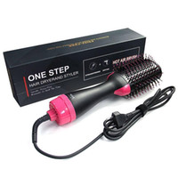 Hair dryer comb multifunctional infrared anion hot air comb ...