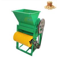 La última máquina de peladura de cacahuete de alta calidad Fácil de operar Máquina doméstica Pequeña extracción de aceite Peeling Machine 220V