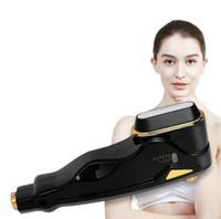 Портативный Hifu машина для лица против морщин лица Ужесточения ультразвукового радиочастотного Hifu для кожи Rejuvanation DHL Бесплатной доставки